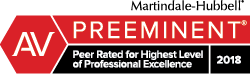 4.9 our of 5 star peer review rating. Highest level of professional excellence.